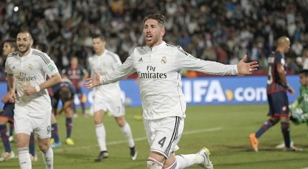 Real Madrid win Club World Cup 2014