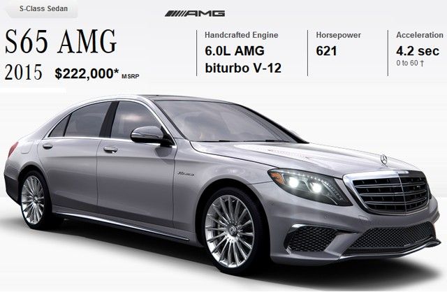 Luxury Vehicle: TOP Luxury Sedan Cars 2015
