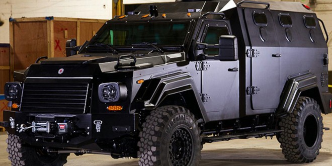 The best armored cars