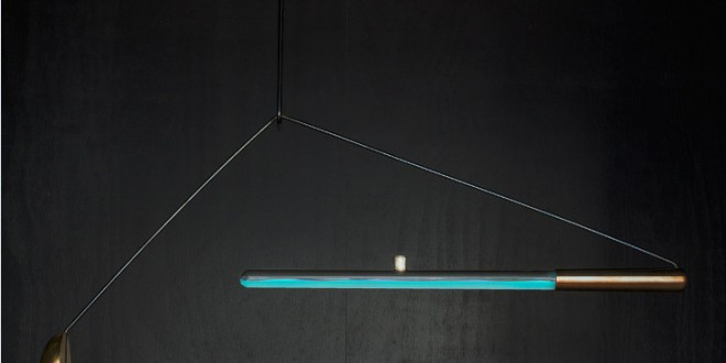 Ambio Lamp Glows With Bioluminescent Bacteria Instead Of
