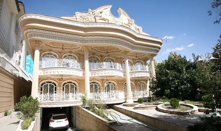 عکس خانه های ویلایی در ایران