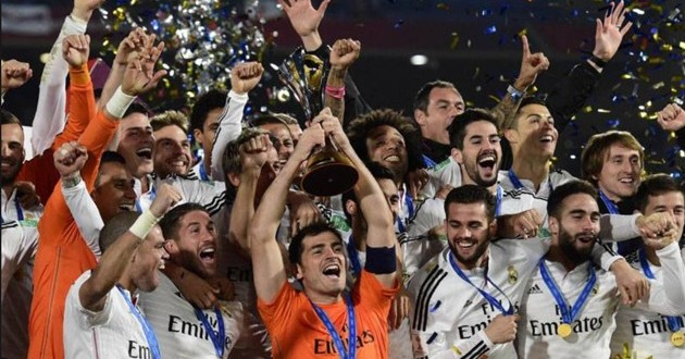 Real Madrid win Club World Cup, fourth title of 2014