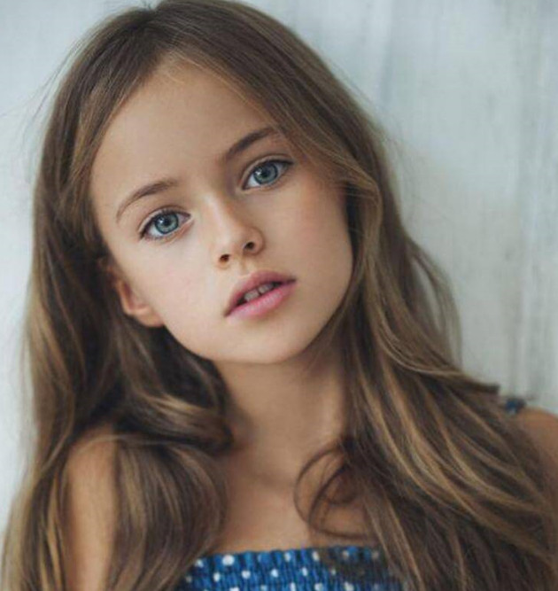 Meet Russia S 9 Year Old Supermodel News
