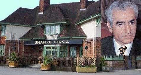 The shah of persia Hotel