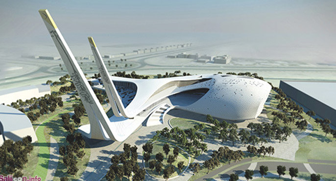 Modern mosque in Qatar | news