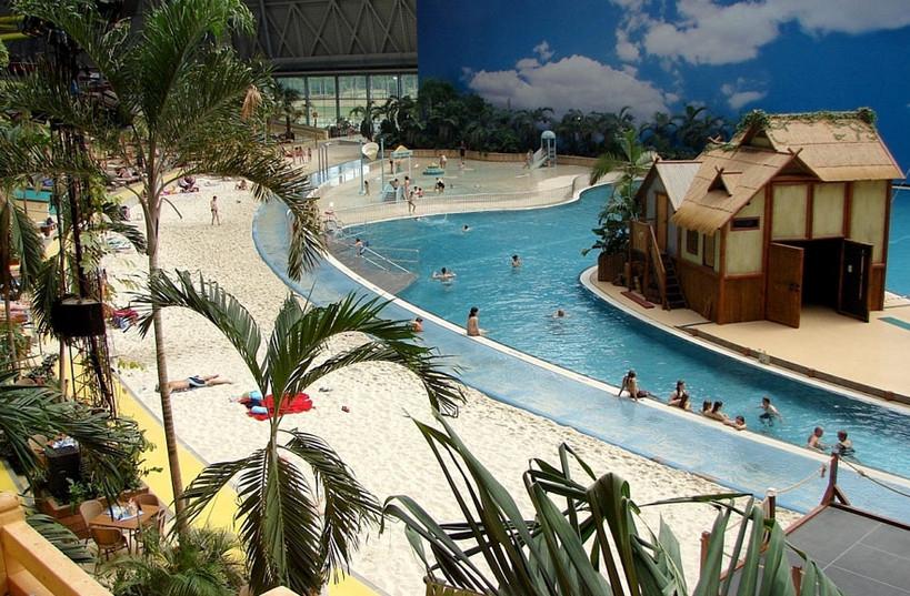 Tropical Islands Resort In Berlin
