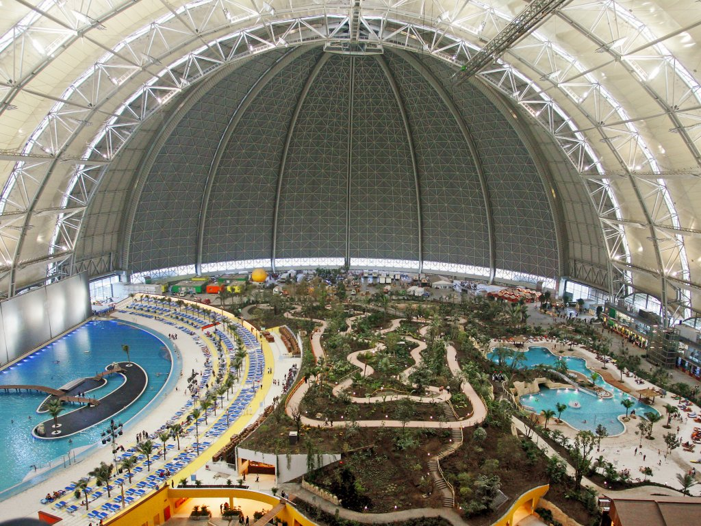 Tropical Islands Resort In Berlin News