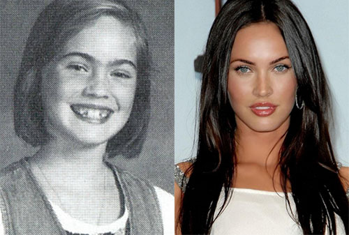 Celebrities that were not great looking as children - Page ...