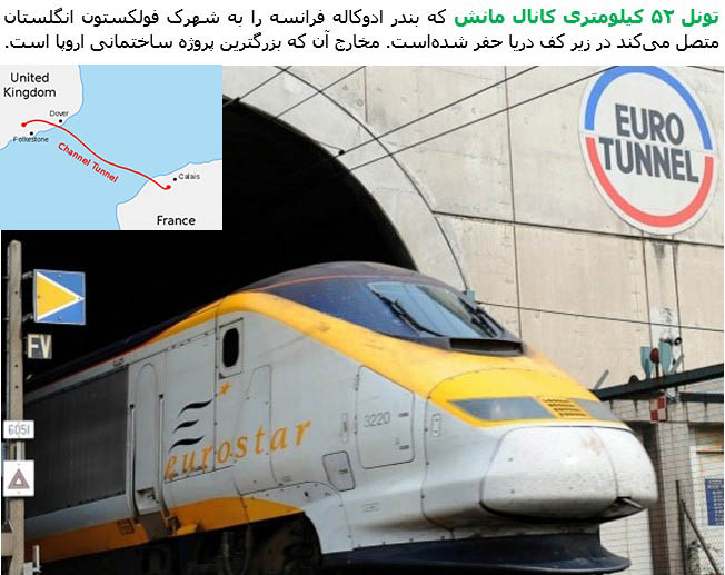 channel tunnel project failure