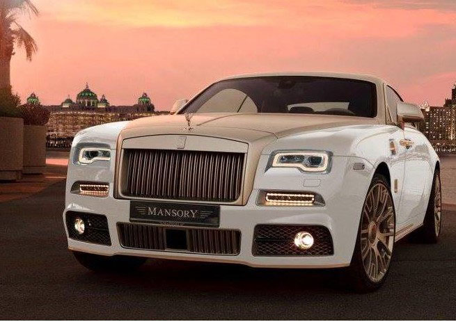 The 15 Most Extravagant Modified Cars By Mansory
