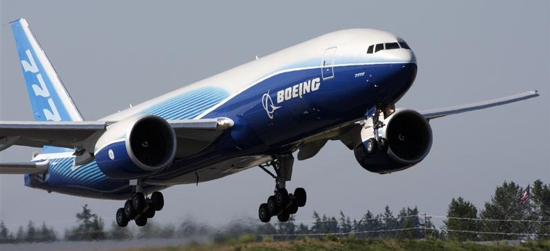 Technical Specifications Boeing's aircrafts