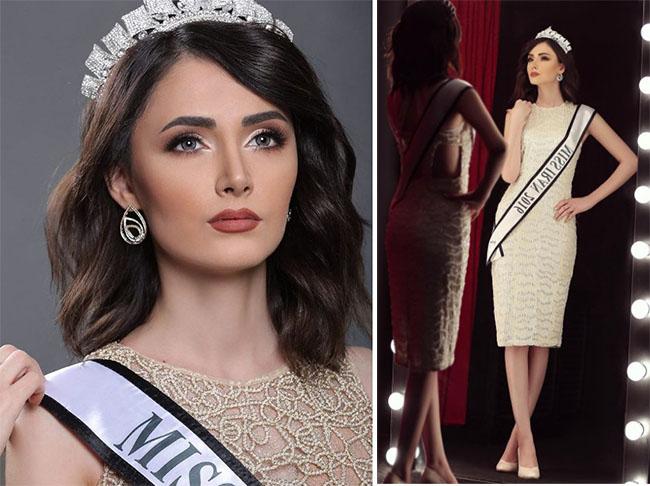 Sonia Beytoushi in Miss Grand International 2017 in Vietnam!