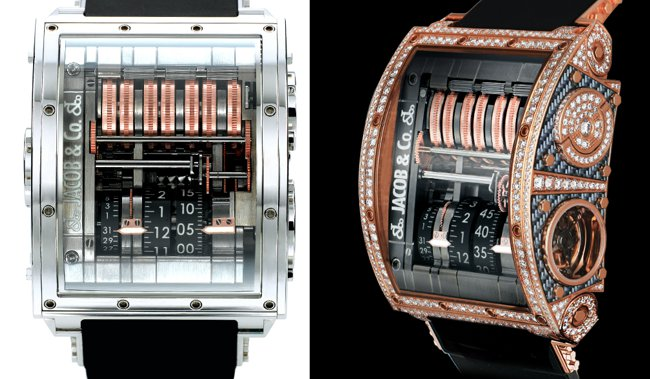 Luxury Watches That Give Time Differently