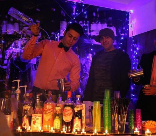 The Underground Disco & Bars of Capital!