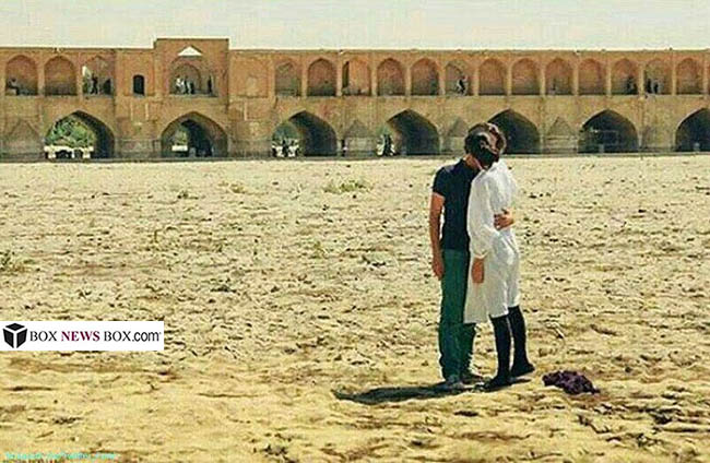 Romantic Couples in Isfahan