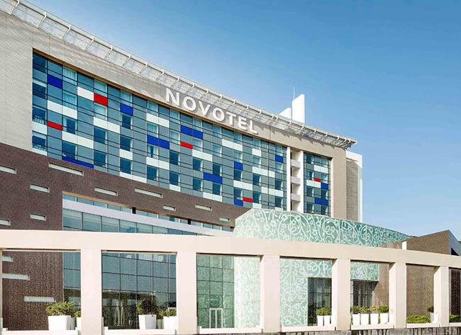 5 STAR NOVOTEL HOTEL IKA IN TEHRAN