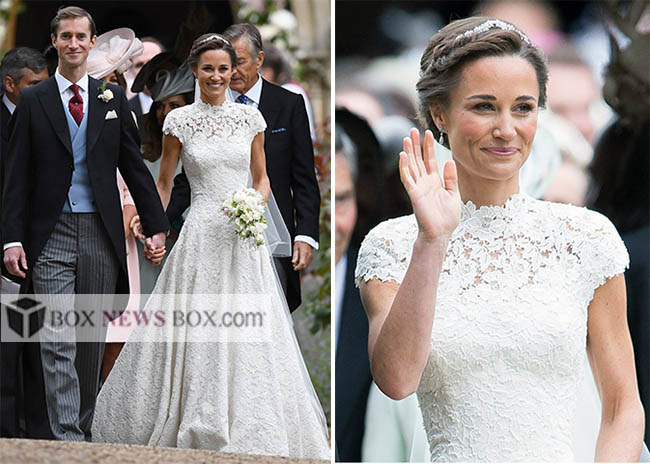 The Pippa Middleton Wedding 2017