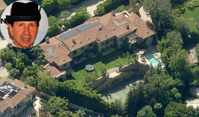 Manny Mashouf CEO of BEBE sold Holmby Hills Estate for $30 million