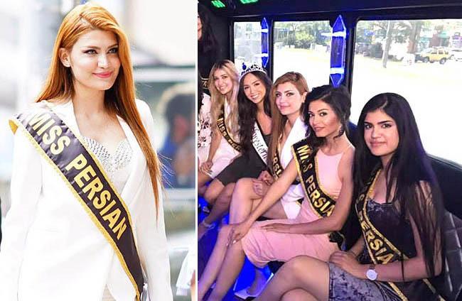 Miss Persian Awarads 2017 in Toronto