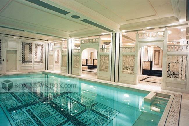 Inside Of Nasser David Khalili S Kensington Palace Gardens