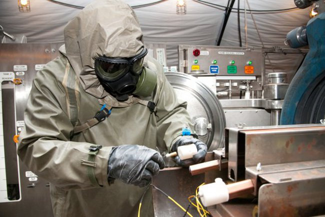 research on chemical warfare Facts about chemical warfare 3: the development and research many countries were interested to develop and do research related to the chemical weapons.