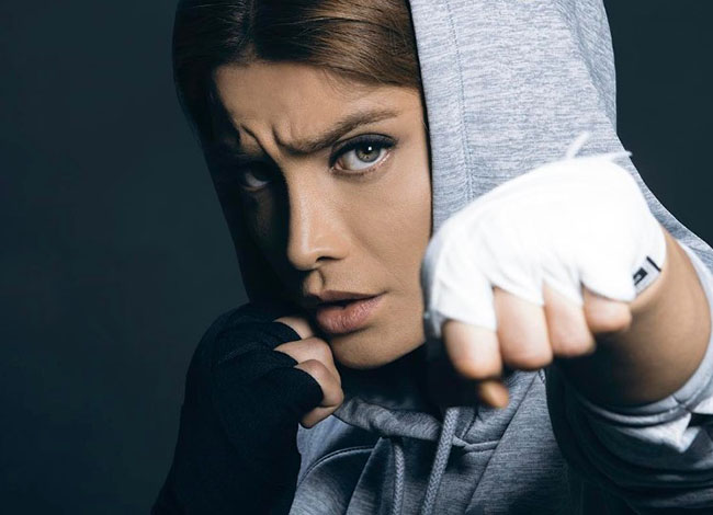 Actress Who Got Fit Fighting
