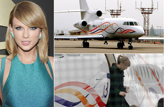 These Are The Incredibly Famous People Private Jets