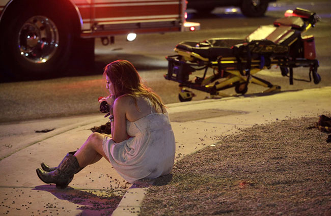 At least 50 dead, more than 400 hurt in Las Vegas attack last night