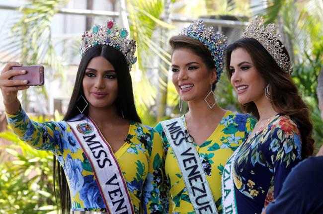 the 2017 Miss Venezuela