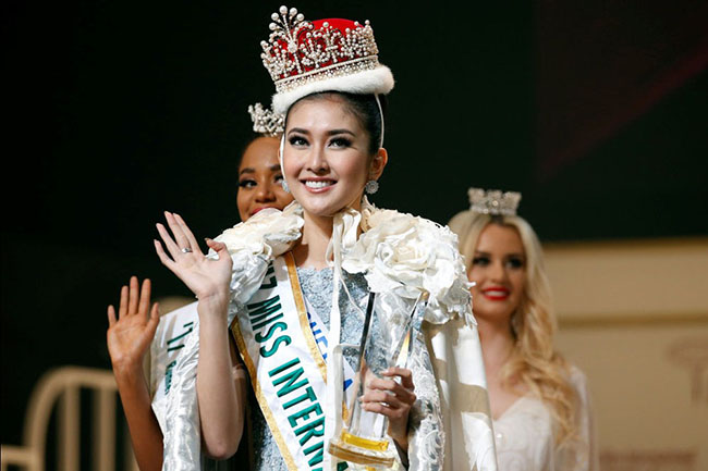 Miss International 2017 in Japan