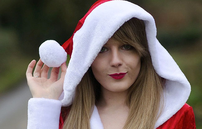 Dress a Girl Around the World-Santa
