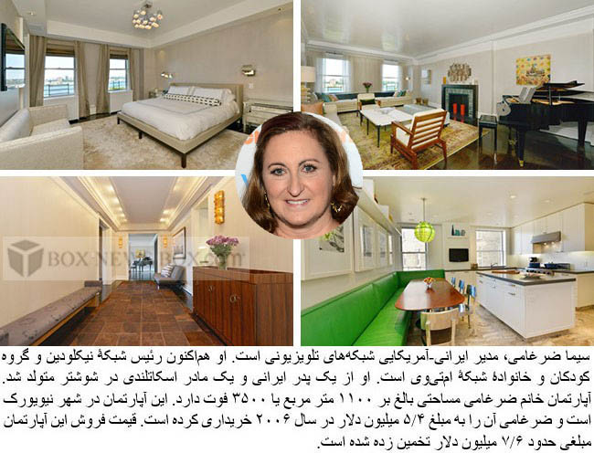 8 luxury mansions of the richest Iranian in U S & UK | news