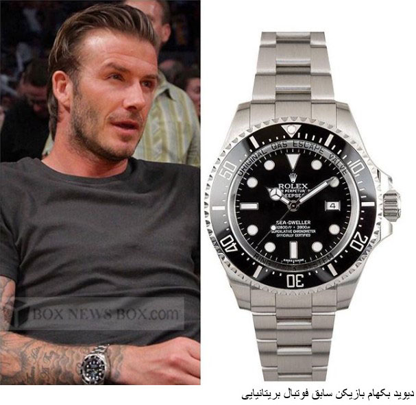 celebrities and their rolex watches news page 6