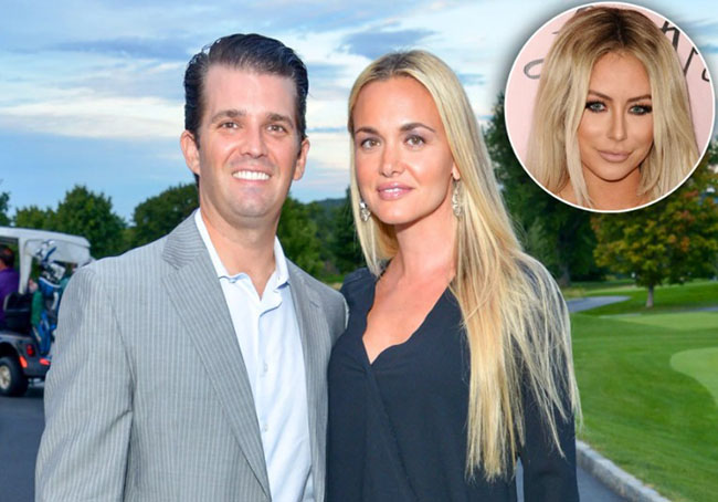Donald Trump Jr.'s Wife Vanessa Files for Divorce After 12 Years of Marriage