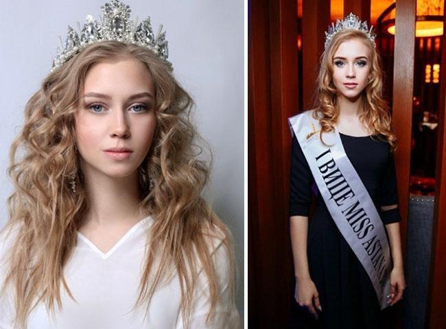 TOP Beautiful Kazakhstan Women in 2018