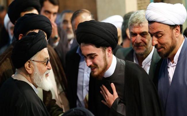 Highlights of Ahmad Khomeini's Turban ceremony