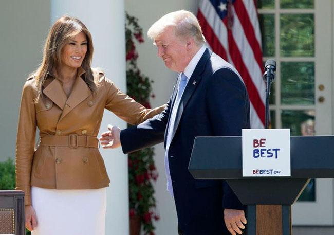 Incredible facts about White House First Lady Melania Trump