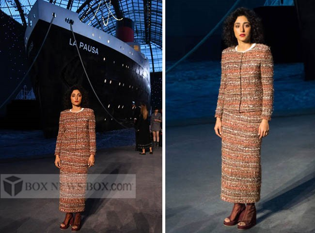 Golshifteh Farahani Attends At Chanel Cruise 20182019 News Page 3