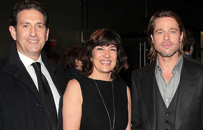 CNN host Christiane Amanpour and husband split after 20 years of marriage