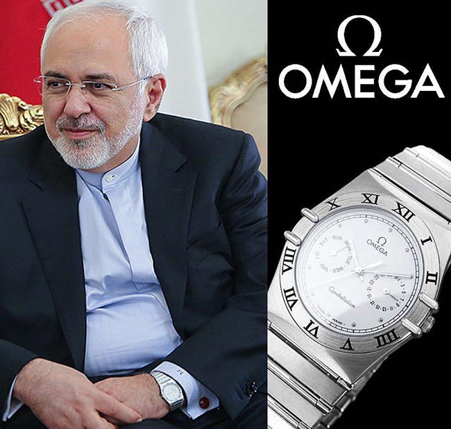 Artists and Politicians that wear super luxury watches