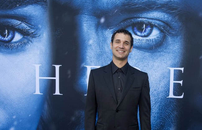 "Ramin Djawadi feels ""honored"" to win his first Emmy"