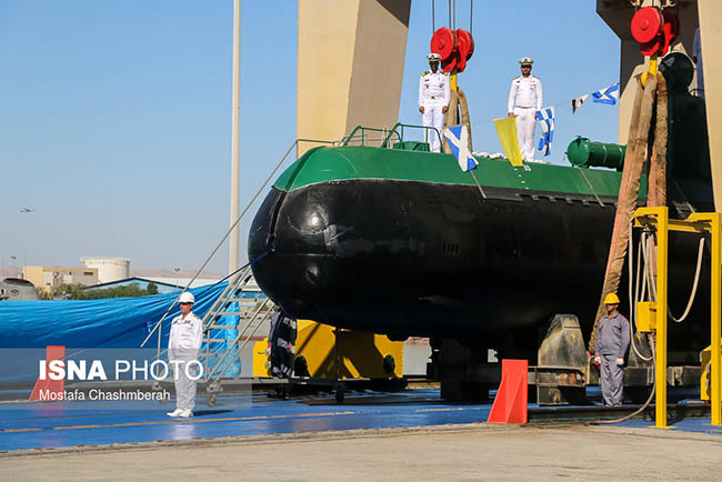 The Naval Military has released two new Submarines and a Destroyer