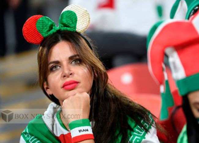 Female Fans of Team Melli on Asian Cup 2019 | news