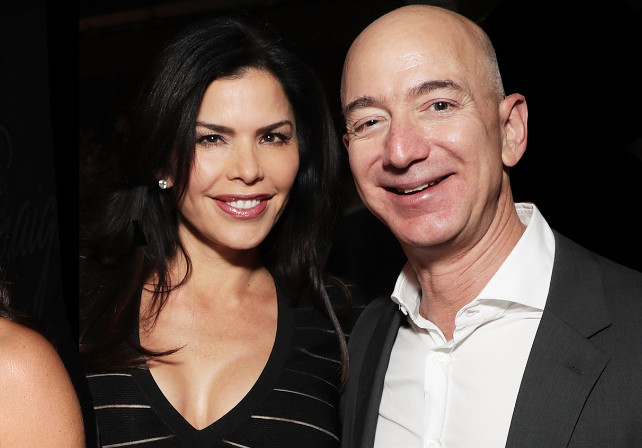 Jeff Bezos' Alleged Secret Relationship Revealed Hours