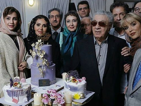 85th birthday Party of Legend Akbar Golpayegani ( Golpa )