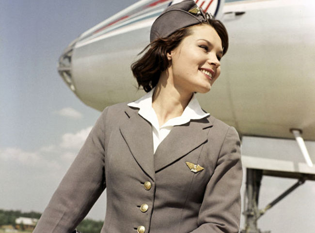 Russian & Soviet Air Hostesses
