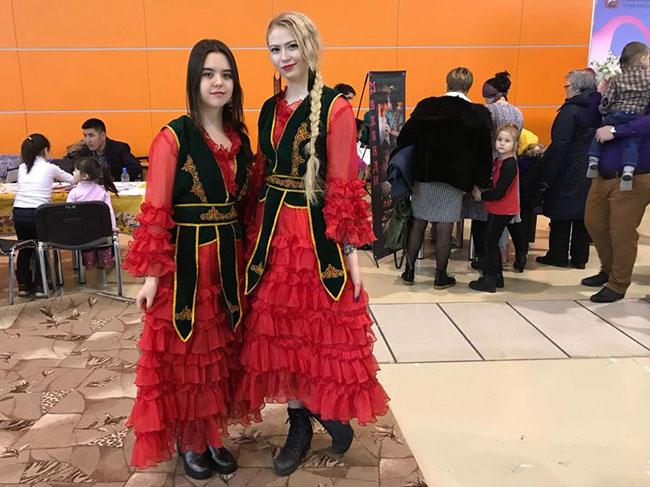 Nowruz in Russia
