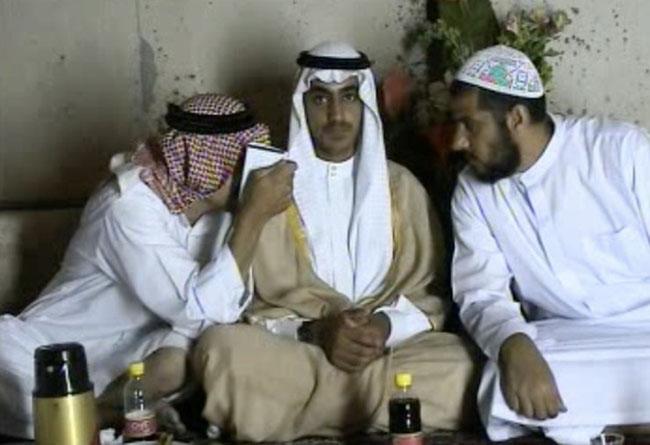 Bin Laden' son is wanted