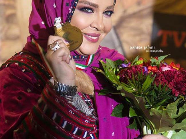 Bahareh Rahnama become a charity Ambassador