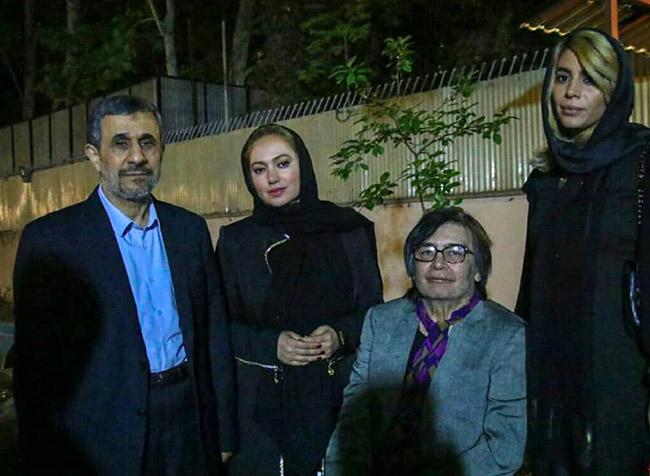 Former President M. Ahmadinejad Hosts Iftar Dinner for Ramadan